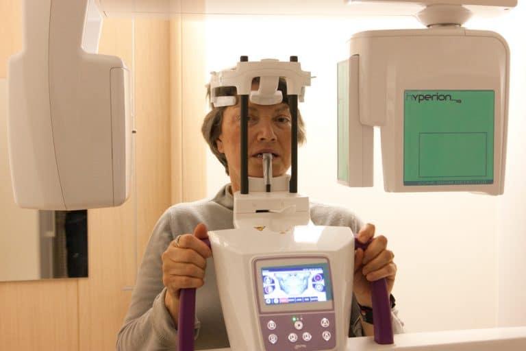 TAC volumetrica 3D Cone Beam: alta risoluzione a bassa esposizione radiogena