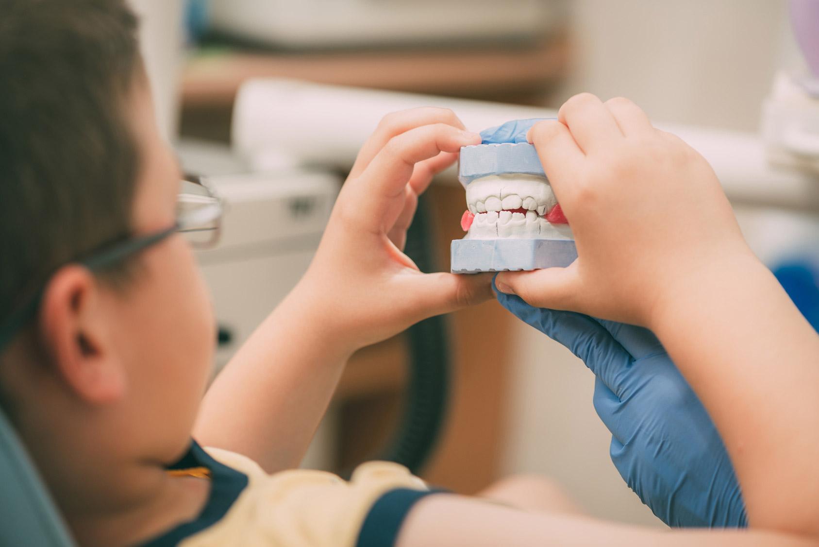 dentista dei bambini pisa
